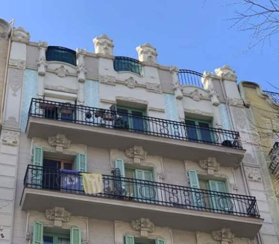 La Casa Rarimi Genova di Carrer Vilamarì n. 57.