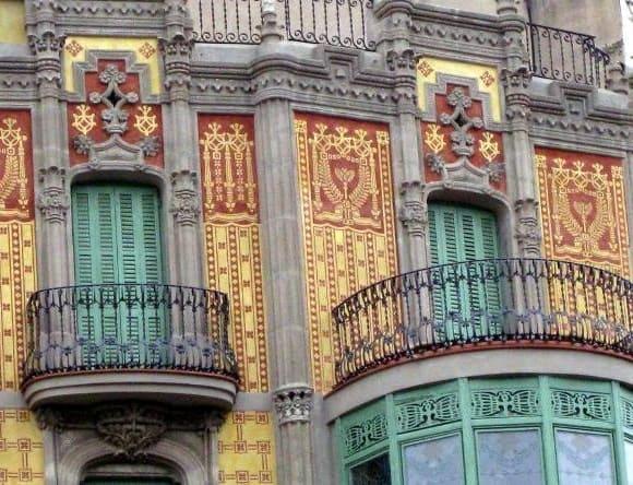 Casa Torres Germans a Barcellona.
